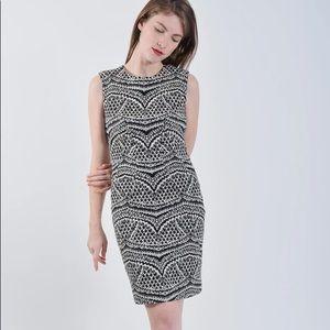 Diane Von Furstenberg Sleeveless Cocktail Dress